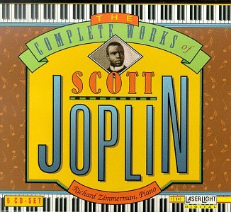 The Complete Works of Scott Joplin, Volumes 1-5