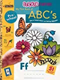 My First Book of ABC's, Golden Books Staff, 0307035034
