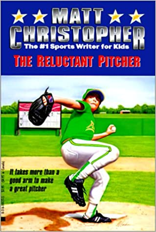 the reluctant pitcher christopher matt kids the 1 sports writer for