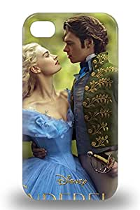 Tpu 3D PC Case For Iphone 4/4s With Disney Cinderella Cinderella Adventure Drama Famliy Design ( Custom Picture iPhone 6, iPhone 6 PLUS, iPhone 5, iPhone 5S, iPhone 5C, iPhone 4, iPhone 4S,Galaxy S6,Galaxy S5,Galaxy S4,Galaxy S3,Note 3,iPad Mini-Mini 2,iPad Air )
