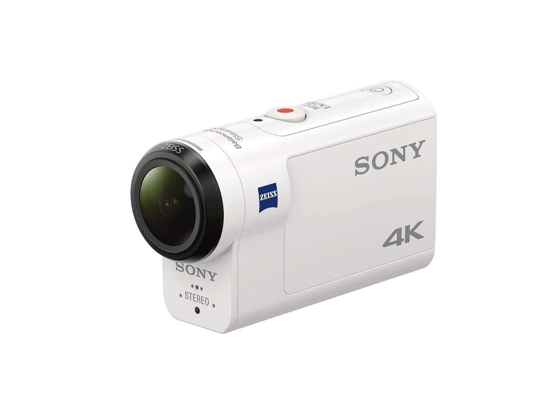 Renewed  Sony Action Cam FDR X3000 Digital 4K Video Camera Recorder  White