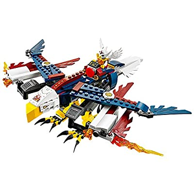 Lego Chima Eagle Flyer of Ellis 70142: Toys & Games