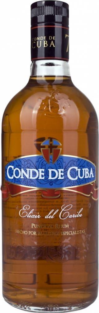 Conde de Cuba Elixir Del Caribe - 700 ml: Amazon.es ...