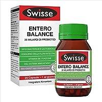 Swisse Entero Balance Integratore Alimentare Di Probiotici 20 Capsule