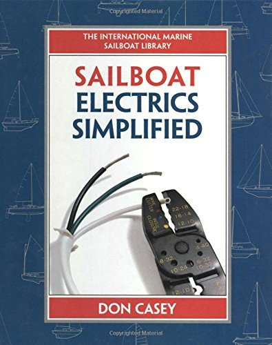 Sailboat Electrics Simplified by Don Casey - Shopping Mall Sunrise