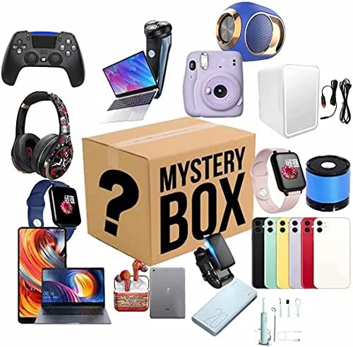 Lucky Box Mystery Boxes Mystery Box, (Electronic...
