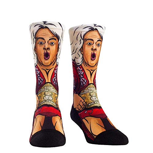 WWE Superstar Rock 'Em Socks (Large/X-Large, Ric Flair Woo)