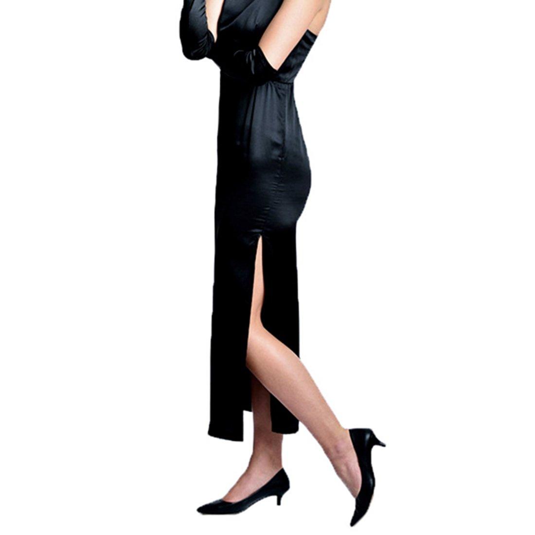 Audrey Hepburn ''Breakfast at Tiffany's'' Complete Costume Set - Satin Version (S) w/Gift Box by Utopiat (Image #4)