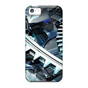 Forever Collectibles Mechanism Hard Snap-on Iphone 5c Case