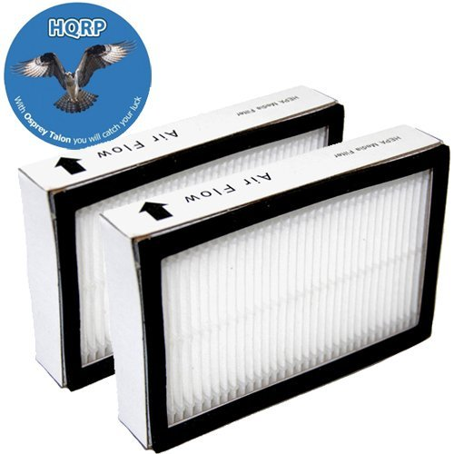 HQRP 2-Pack Filters fits Panasonic MC-V194H / MCV194H Replacement for...