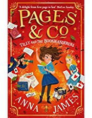 Pages & Co.: Tilly and the Bookwanderers (Pages & Co., Book 1)