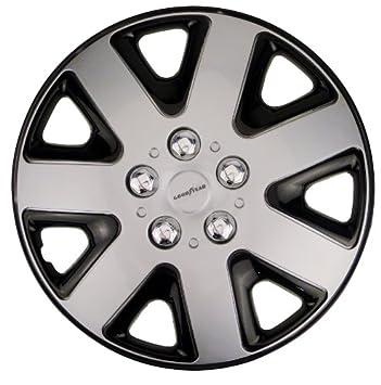 Goodyear 75516 Flexo 75514 Wheel Covers 16 -inch - Silver (Set of 4): Amazon.co.uk: Car & Motorbike