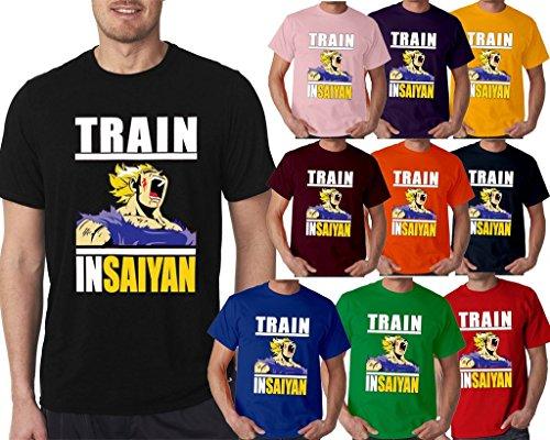 Train Insaiyan Workout Dragon t shirt product image