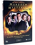 MURDOCH MYSTERIES SEASON 10 (DVD)