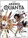 Agence Quanta, tome 2 : Krakatoa ! par Krings