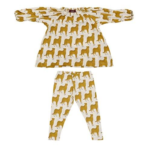 cheetah dresses for toddlers - 3