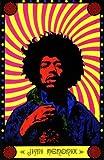 Jimi Hendrix (9999) - 11 x 17 Poster - Style A