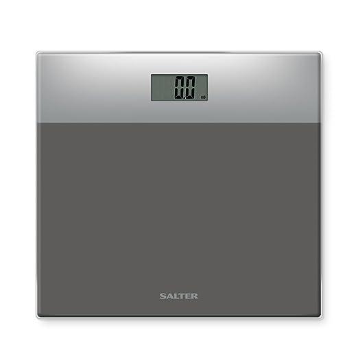 Salter 9206 SVSV3R - Báscula, 1 W, color silver: Amazon.es: Salud y cuidado personal