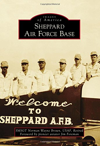 Sheppard Air Force Base (Images of America)