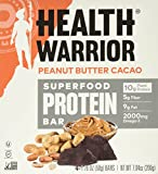 Health Warrior Peanut Butter Cacao, 4 Count, 7.04 oz