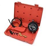 Gauge Test Kit Vacuum & Fuel Pump Pressure Carburetor Valve Car & Truck Case New