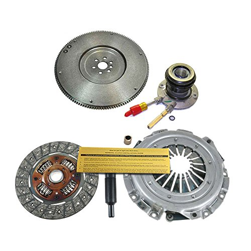 - EXEDY CLUTCH KIT & SLAVE CYL 04155 for 96-01 CHEVY S-10 GMC SONOMA HOMBRE 2.2L