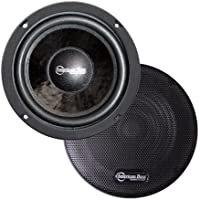 AMRWHSQ65CB * AMERICAN BASS 6.5 (SOLD EACH) CLOSED BACK MIDRANGE SPEAKER WITH GRILL