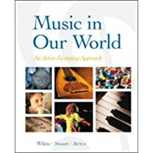 Music in Our World by Gary White (2000-10-05)