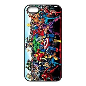 Captain America for iPhone 5,5S Phone Case Cover CA5960