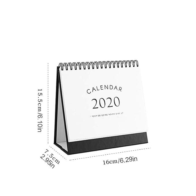 Calendario Calendarios de Escritorio Calendarios d 2020 Serie ...