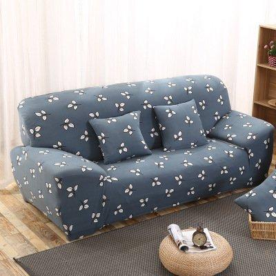 2018 All-Inclusive Sofa Cover Anti-Mite Sofa Towel Big Elastic Slipcover for Single,Double,Three,Four Seat Couch funda para Sofa   Sofa Cover 12, Single seat 75x145cm
