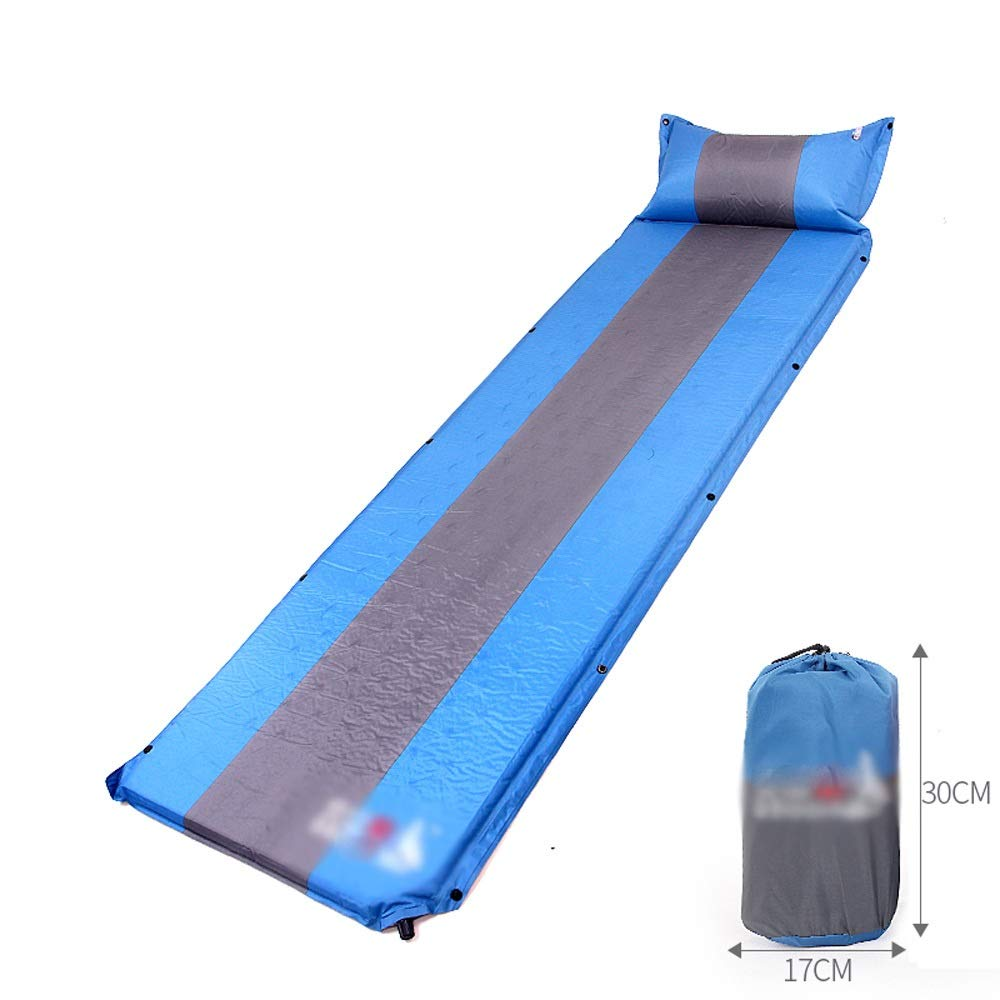 Almohadilla inflable Colchoneta For Dormir Autoinflable Con ...