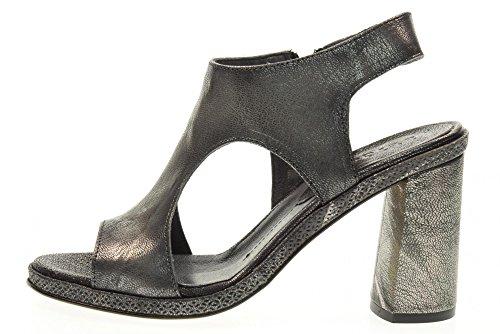 FABBRICA DEI COLLI 1ROOF1001 GRIS zapatos de las sandalias GRIS