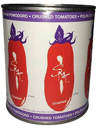 SMT San Marzano Style Crushed Tomatoes 28 Oz (Pack of 6) by Unknown (Image #1)
