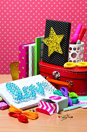 5154nS66apL - Klutz String Art Book Kit