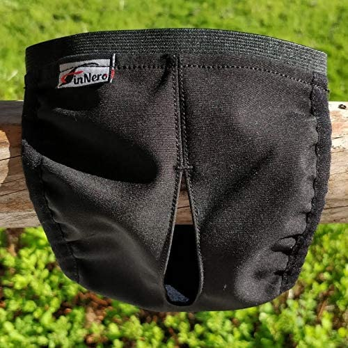 FinNero Basic Heat Pants for Dogs S