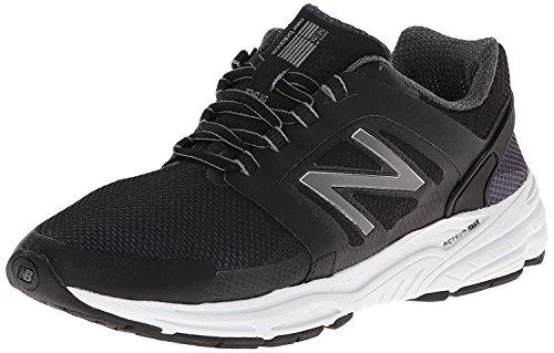New Balance Mens M3040 Optimum Control Running Shoe, Negro, 47 EU/12 UK