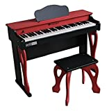 Schoenhut My First Piano Tutor, Red/Black, One Size