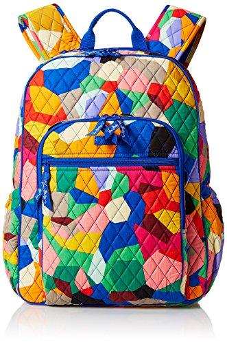 Vera Bradley Women's Campus Tech Backpack, Pop Art