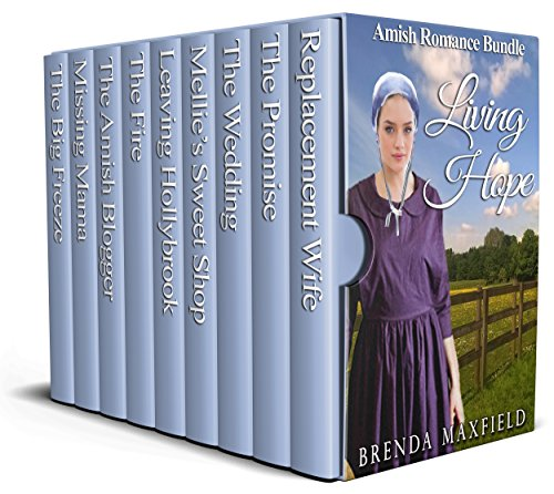 Amish Romance Bundle: Living Hope