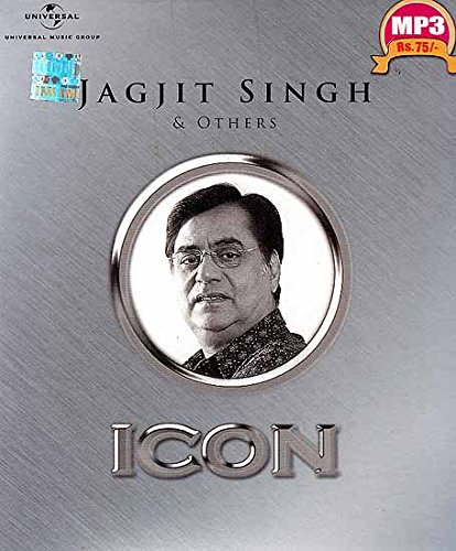Icon Universal Mp3 - Icon: Jagjit Singh & Others (MP3 CD)