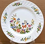 Aynsley Cottage Garden Bread & Butter Plate 6