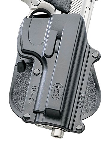 Fobus Paddle Roto Holster, Right Hand - Beretta 92/96 Except Brig & Elite & Similar - BR2RP