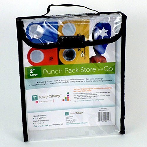 Punch Pack 1.5 Store and Go by Totally-Tiffany