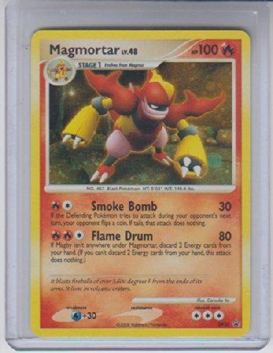 Magmortar LV. 48 Holo Rare Pokemon Promo #20 Photo - Pokemon Gaming