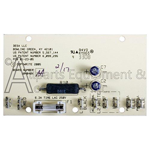 104068-02 Circuit Board replacement for Desa LLC portable kerosene and diesel heaterss