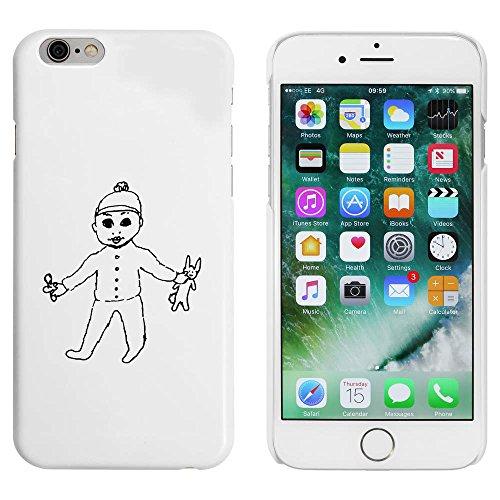 Blanc 'Bébé avec Jouets' étui / housse pour iPhone 6 & 6s (MC00032590)