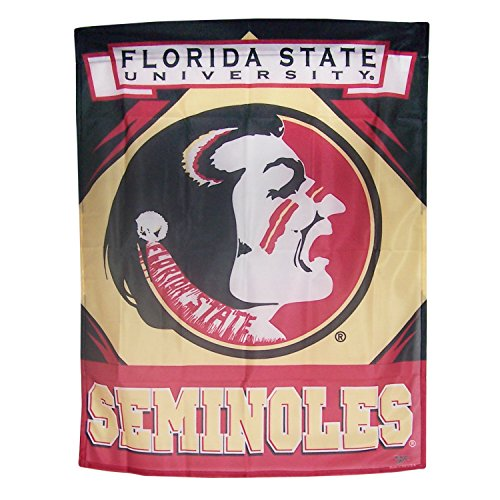 NCAA Florida State Seminoles Officially Licensed Flag, Multi, Large