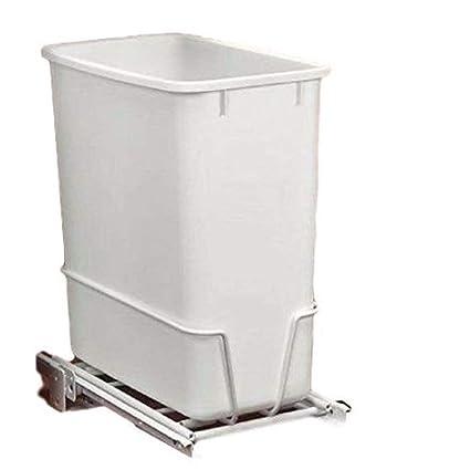 Amazon Com Gt Tilt Out Trash Bin Under Cabinet Trash Can Kitchen