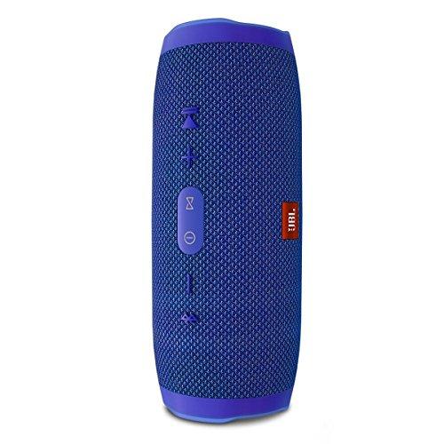 JBL Charge 3 Waterproof Bluetooth Speaker -Blue (Certified Refurbished) by JBL (Image #3)